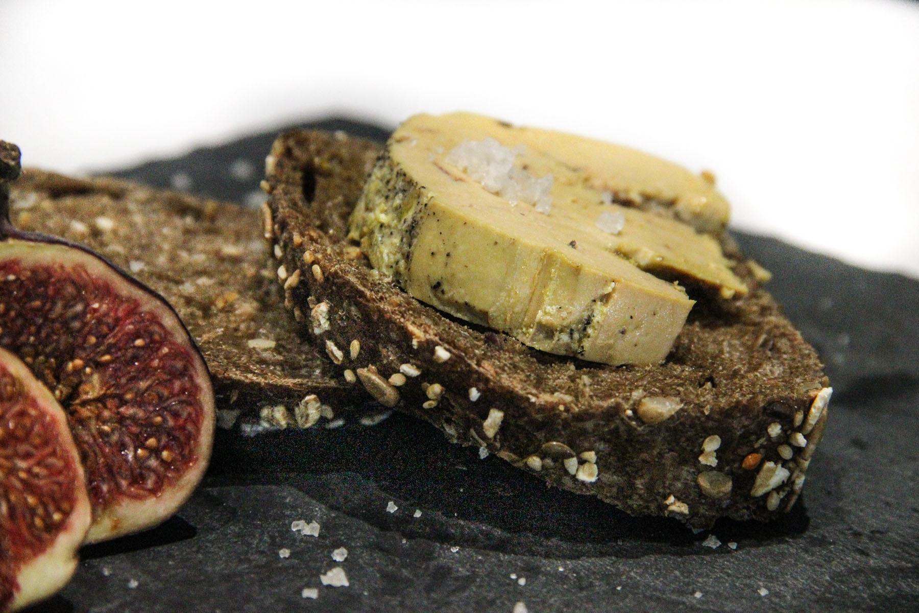 Foie gras de canard de Chalosse